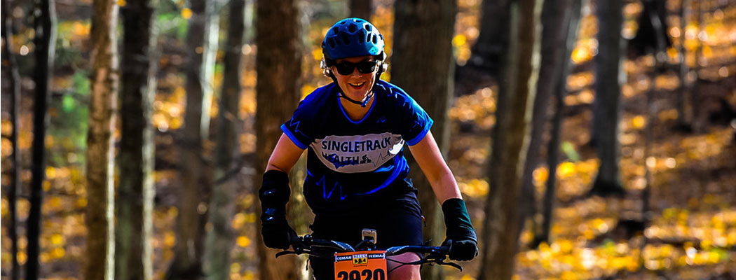 Singletrack Health Race Team